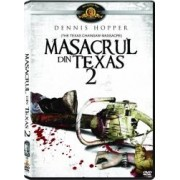 TEXAS CHAINSAW MASSACRE 2 DVD 1986