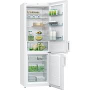 Combina frigorifica Gorenje NRK6191CW, A+, 222+85 litri, alb