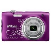 Nikon Coolpix A100 (violet lineart)