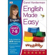 English Made Easy Ages 7-8 Key Stage 2: Ages 7-8, Key stage 2 by Carol Vorderman