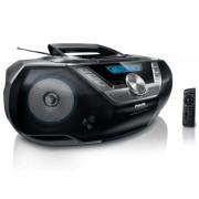 CD Audio System, Philips AZ780, 2W RMS