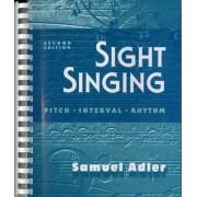Sight Singing by Samuel Adler
