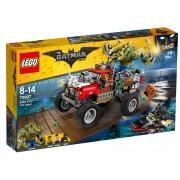 LEGO - MASINA LUI KILLER CROC™ (70907)