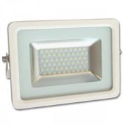 LED reflektor , 50 Watt , Ultra Slim , iDesign , SMD ,meleg fehér
