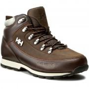 Bakancs HELLY HANSEN - The Forester 105-13.708 Coffe Bean/Bushwacker/Black/Natura/HH Khaki