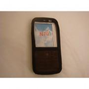 Husa Silicon Nokia N79 Neagra