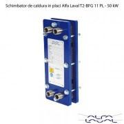 Schimbator de caldura in placi Alfa Laval T2-BFG 11 PL - 50 kW