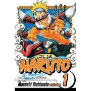 Naruto, Vol. 1 by Masashi Kishimoto