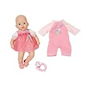 Zapf Creation My First Baby Annabell Rose Doll with Romper
