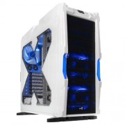 Aerocool Strike-X Advance Midi-Tower Nero, Blu, Bianco