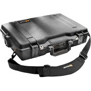 Pelican Waterproof Hard Case - 1495 (Black)