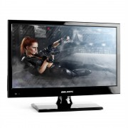 "Majestic TVD 215, 39,6 cm (15,6""), 16:9, LED televízió, HD-Ready, DVB-T, CI, USB, VGA (TVD-215-LED-MP01)"