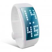 Montre bracelet podomètre - Podomètre 3D / Écran LCD / Disque USB / 8Go de mémoire / Heure + Date