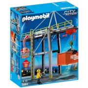 Playmobil Loading Terminal, Multi Color