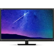 "Televizor LED Sharp 61 cm (24"") 24CHE4000, HD Ready + Lantisor placat cu aur si argint + Cartela SIM Orange PrePay, 6 euro credit, 4 GB internet 4G, 2,000 minute nationale si internationale fix sau SMS nationale din care 300 minute/SMS internationale mobi"