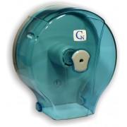 Schránka na toaletný papier 19cm Jumbo Farba a vôňa: transparentný