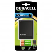 Caricabatterie Duracell - Veloce - 45 min. - CEF27 - 240779 - Duracell