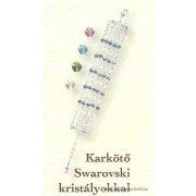 Karkötő Swarovski kristályokkal
