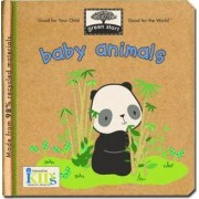 Green Start: Baby Animals by Ikids