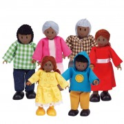 Hape Happy Family African American E3501