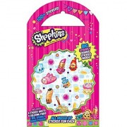 Shopkins All Mixed Up - Fun Pack of 100 Stickers by Mrs. Grossman