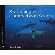 Swimming with Hammerhead Sharks by Kenneth Mallory