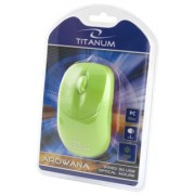mouse Cu Fir TITANUM TM109G Optic Verde