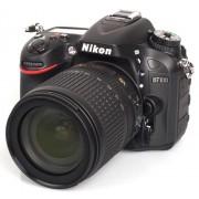 Nikon D7100 + Обектив 18-140VR + Чанта CF-EU05 + Карта 8GB (Class 10)