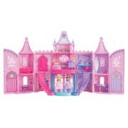 Mattel Barbie The Princess and The Popstar - Castillo con luces y sonido