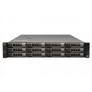 Server DELL PowerEdge R510, Rackabil 2U, 2x Intel Quad Core Xeon E5630 2.53GHz - 2.80GHz, 64GB DDR3 ECC Reg, 2x 1TB HDD SAS/3,5/7.2K , 4x 1TB HDD SATA/3,5/7.2K , Raid Controller SAS/SATA DELL Perc H700/512MB, iDRAC 6 Enterprise, 2x Sursa