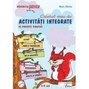 Caietul meu de activitati integrate pe proiecte tematice. 3-4 ani. Grupa mica - Maria Chririac