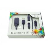 CABO HDMI MICRO USB LG MOTOROLA SAMSUNG NOKIA TRANSFORME TV EM SMART TV