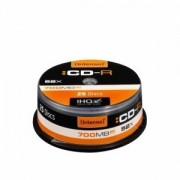 CD-R Intenso 52X - Pack 30