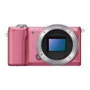 Фотоаппарат Sony Alpha ILCE-5000LP, розовая