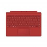 Teclado Type Microsoft Surface Pro 4 Cover Trackpad - Rojo