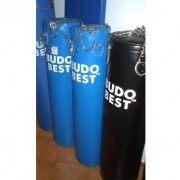 Sac de box din piele artificiala Budo Best - 150cm