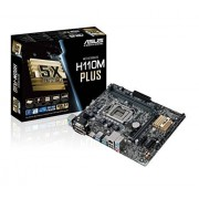 Asus H110M-PLUS D3 Carte mère Intel Micro ATX Socket 1151