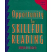 Opportunity for Skillful Reading by Irwin L. Joffe