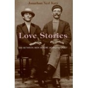 Love Stories by Jonathan Ned Katz