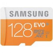 Samsung Karta pamięci SAMSUNG 128 GB MicroSDXC EVO MB-MP128DA/EU