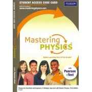 MasteringPhysics with Pearson eText - Standalone Access Card for Physics for Scientists and Engineers with Modern Physics by Randall D. Knight