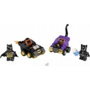 Set Constructie Lego Super Heroes Dc Comics Mighty Micros Batman Contra Femeia P