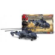KING RAVEN Elicottero dal videogioco GEARS OF WAR Set KIT Meccano 300 Pezzi