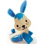Hape Mini-mals Bamboo Rabbit Play Figure