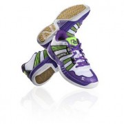 Salming Hallenschuhe Salming Race R5 2.0 Women `16 purpur / weiß Frau UK 7,5 EU 42 26,5cm