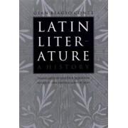 Latin Literature by Gian Biagio Conte