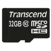 Transcend 32GB microSDHC (Class 10) - TS32GUSDHC10