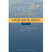 Applied Survival Analysis by Chap T. Le