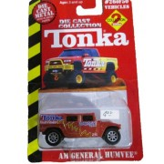 Tonka Die Collection Cast - Collection 2 - 26/50 - AM General Humvee