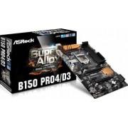 Placa de baza ASRock B150 PRO4 D3 Socket 1151